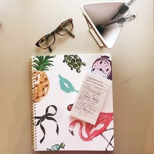 Assorted Kate Spade Notebooks ♠️ ✏️